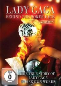 Cover Lady Gaga - Behind The Poker Face [DVD]